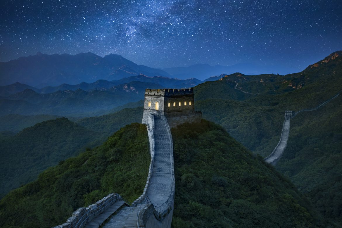 stay the night at the great wall in china airbnb