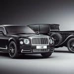 Bentley Mulsanne W.O. Edition by Mulliner - En hyllning till märkets 100-åriga historia