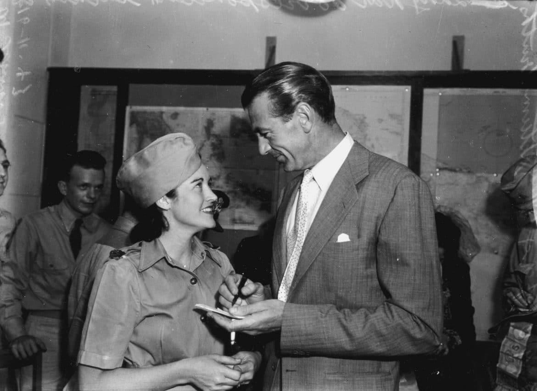 Gary Cooper Hollywoods gyllene era