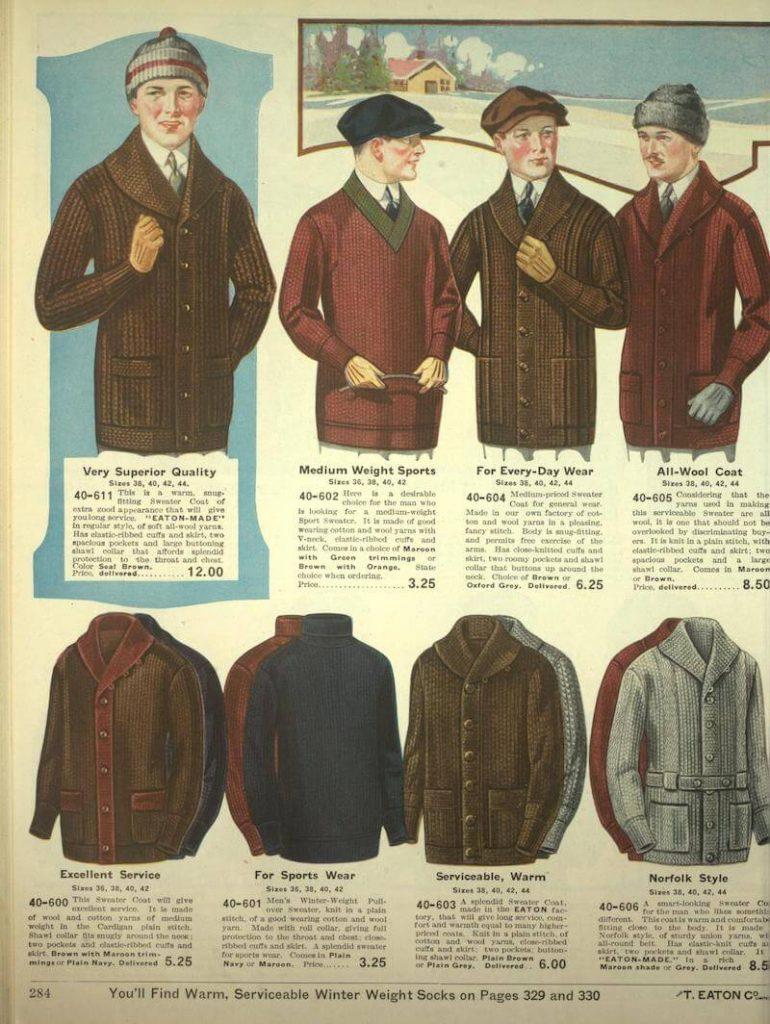 snygga cardigans för höst och vinter