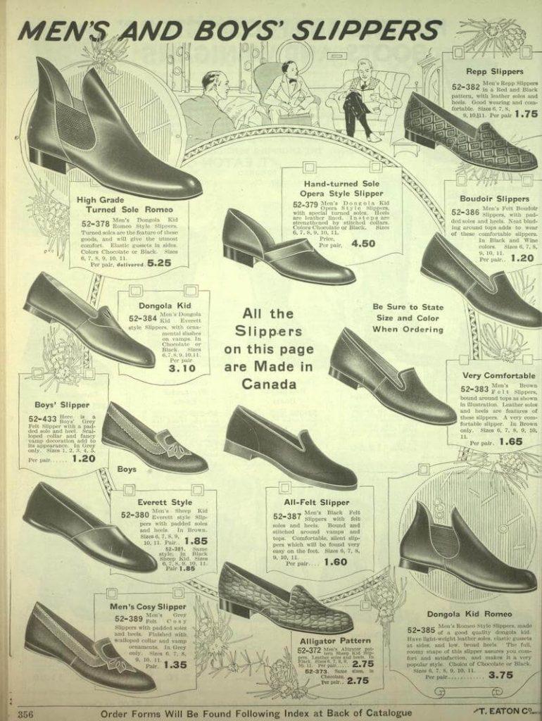 stiliga och snygga herrskor herrmode 1920-talet