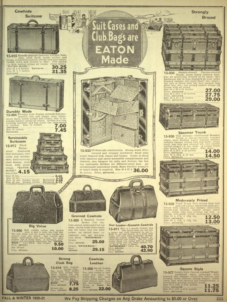 snygga resväskor och resbagage vintage stil