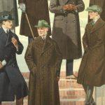Pojk- och herrmodet hösten/vintern 1920-21