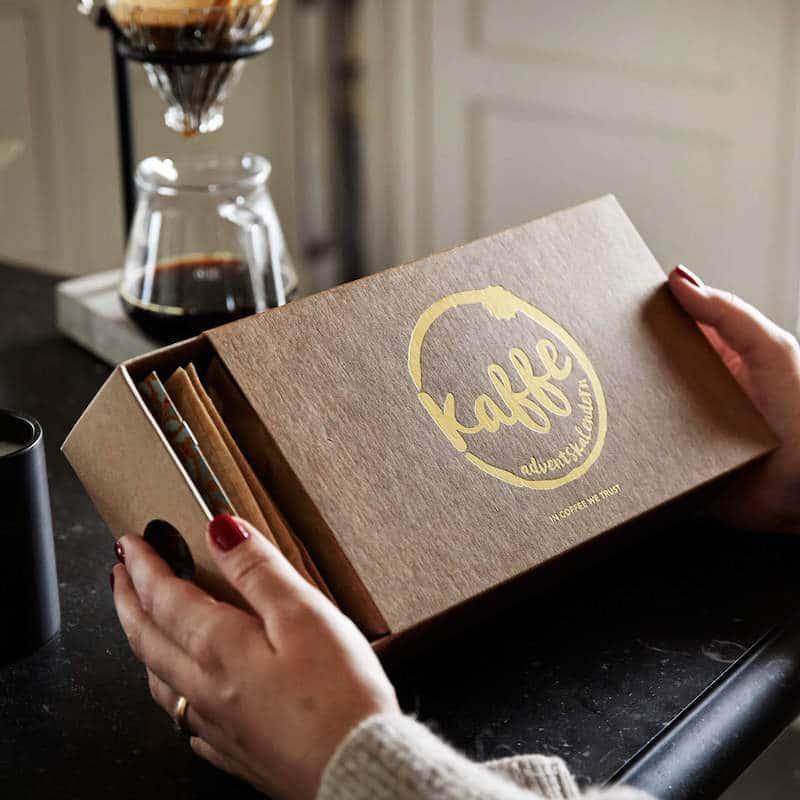 kaffeadventskalendern 2020 från nabo