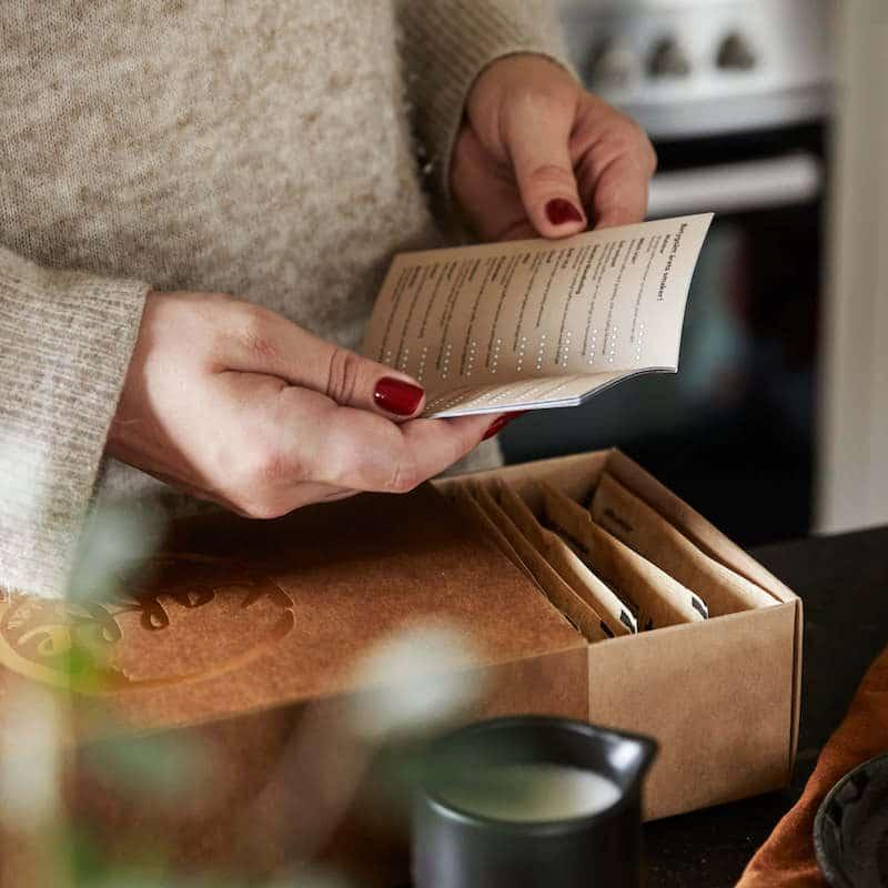 kaffeadventskalendern 2020 nya smaker
