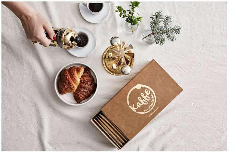 lyxig kaffeadventskalender 2020