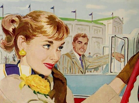 ikoniska kvinnor från hollywoods guldålder
