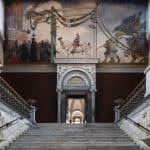 En titt in i nyrenoverade Nationalmuseum