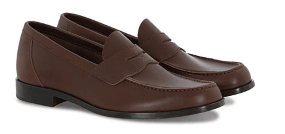 aurland penny loafer