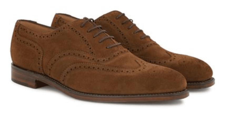eleganta mocka skor för män