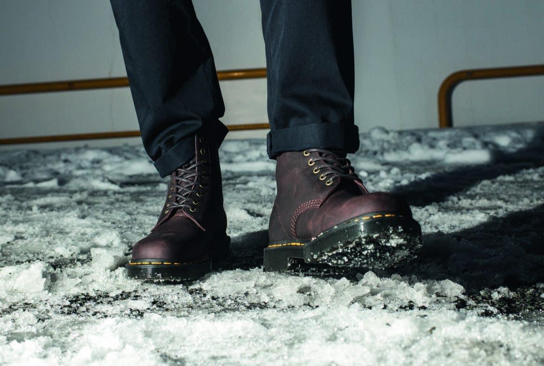 nya skor från dr. martens wintergrip