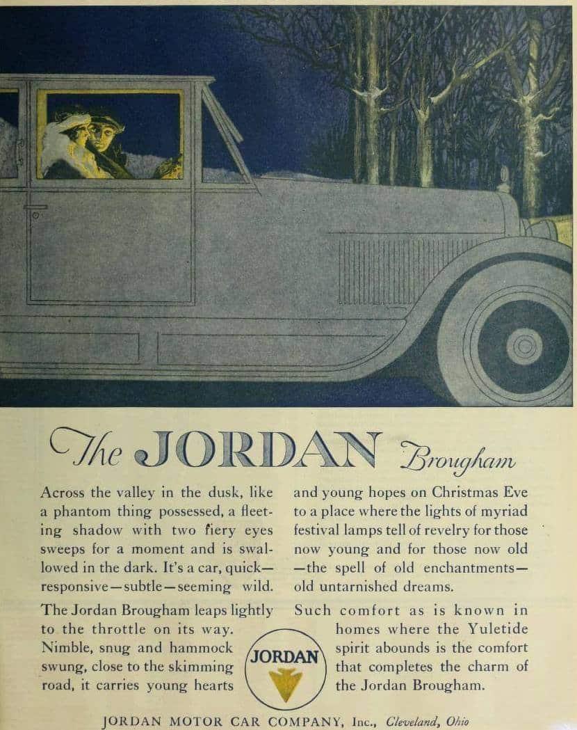 jordan klassiska amerikanska bilar