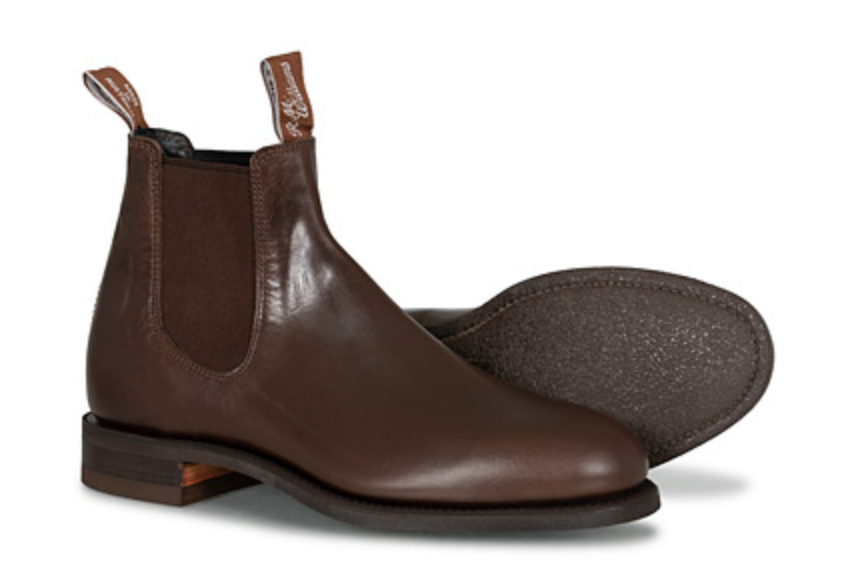 klassiska skor för män