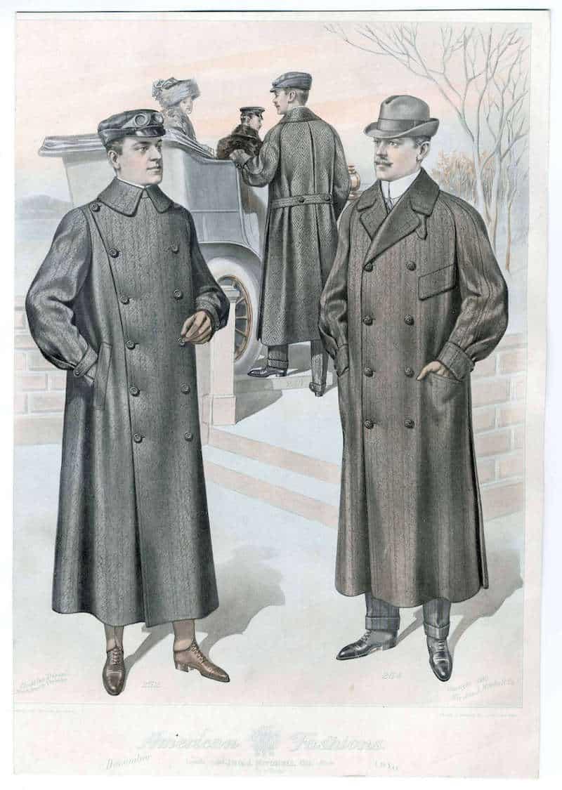 snygga jackor för män vintern 2020