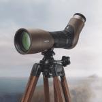 Swarovski optik flyttar in i hemmen: Företagets första inomhuskikare