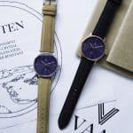Nya klockmärket VAAR lanserar kollektionen Lofoten på Kickstarter