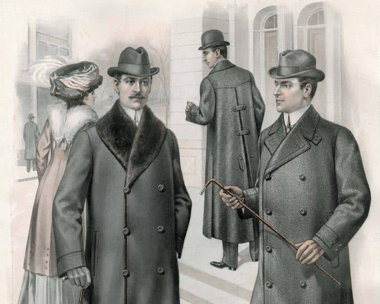snygga jackor för män höst vinter 2020