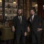 Bartenderduo tar över Cadierbaren på Grand Hôtel med nytt cocktailkoncept