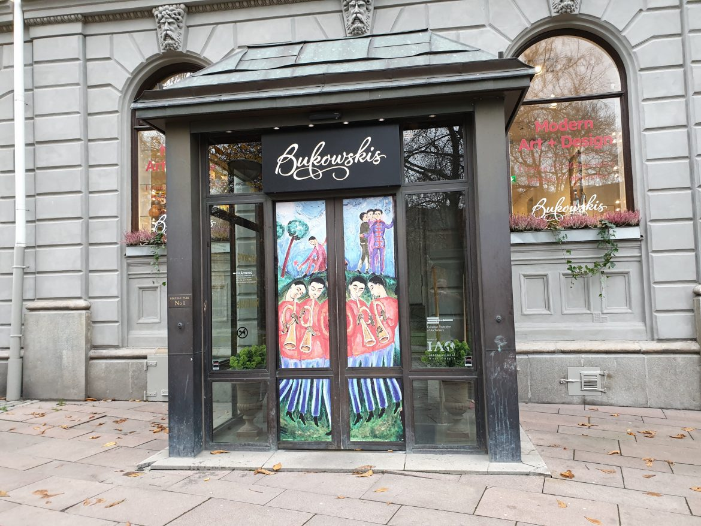 bukowskis modern art design auktion hösten 2018 stockholm
