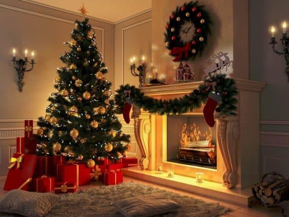 stämningsbilder jul