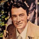 Gregory Peck - En av de största manliga stjärnorna under Hollywoods gyllene era