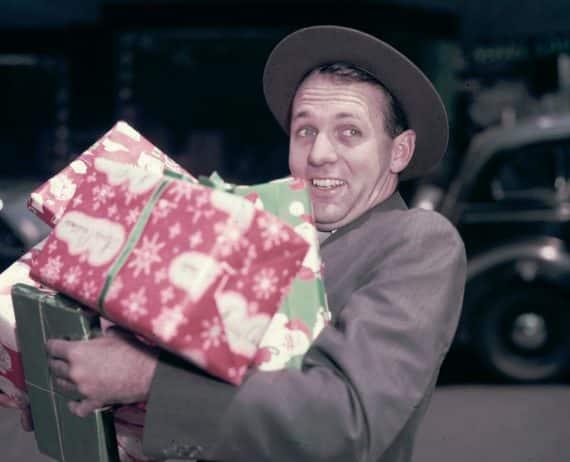tips på sista minuten julklappar för män 2020