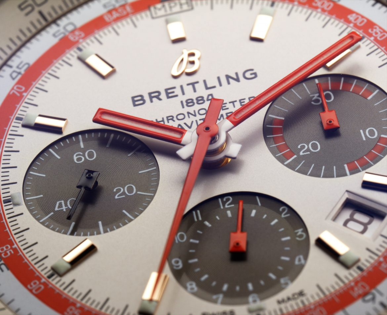 Breitling Navitimer TWA Edition