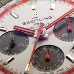 """Breitling hyllar den gyllene eran inom flygtrafiken med Navitimer 1 """"The TWA Edition"""""""