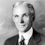 Enkelt levnadssätt och livsglädje enligt Henry Ford