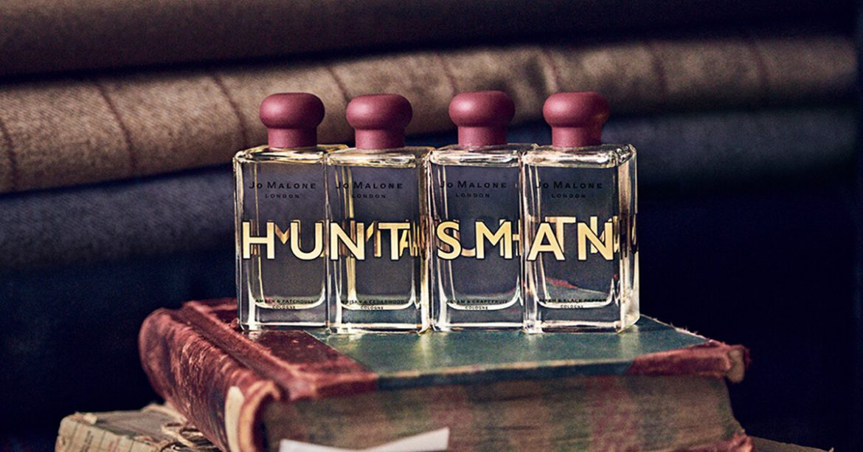 huntsman jo malone parfym