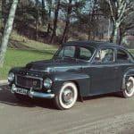 Volvo-reklam för nostalgikern