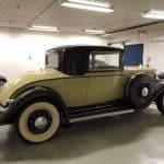 Nu finns ett stycke bilhistoria till salu