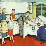 Tekniken hemma hos gentlemannen