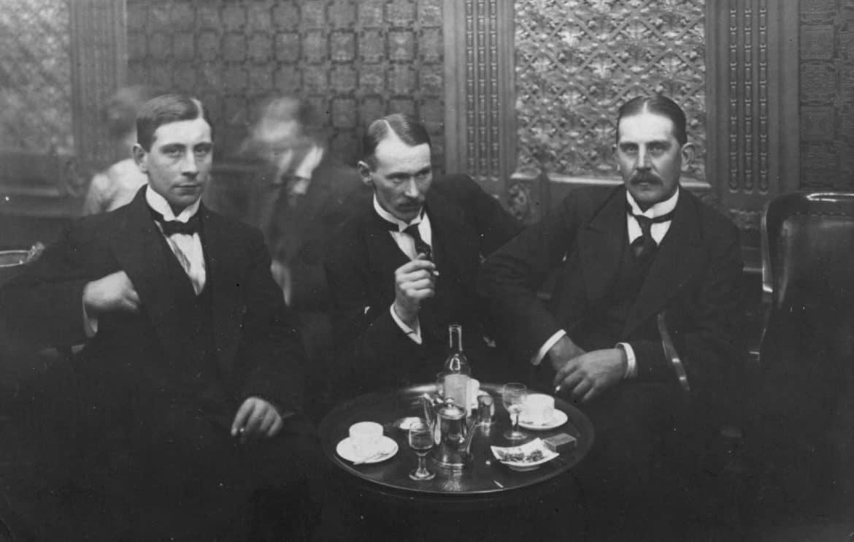 anrika barer stockholm 1920