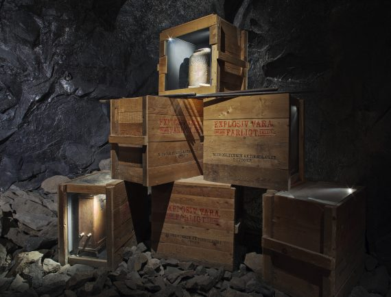 gruvan vid tekniska museet