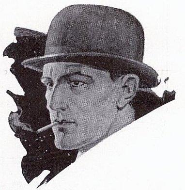 klassiska herrmode hatt