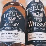 Två nyheter från irländska Teeling Whiskey