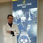 Ett besök hos Breitling Nordic i Stockholm