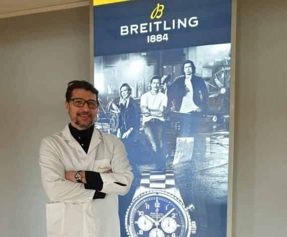 Breitling Sverige