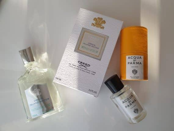 sommarens 4 bästa parfymer