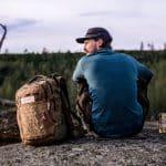 Världens första ölryggsäck med anti-skakteknik