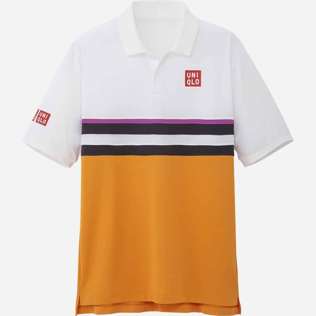 Kei Nishikori uniqlo collection