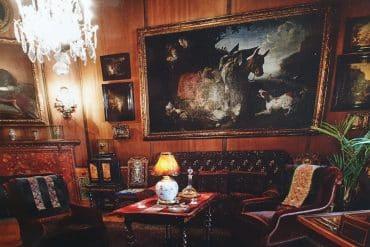 rökrummet smoking room