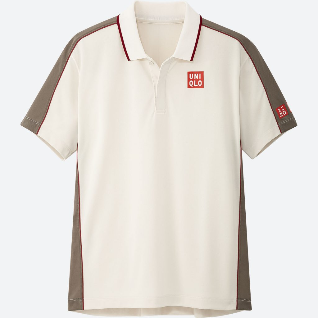 Roger feder uniqlo collection