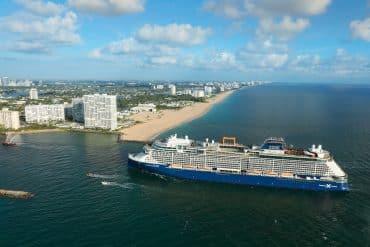 celebrity edge världens dyraste fartyg