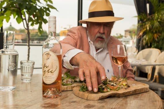 Leif gw perssons vin rosa