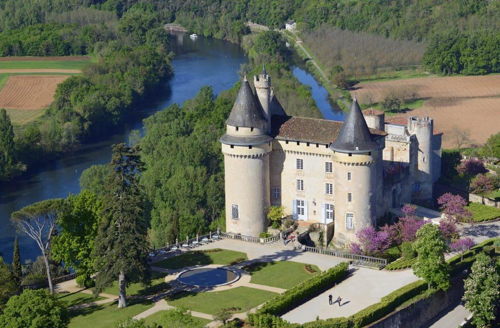 slott för vinälskare sommar 2019