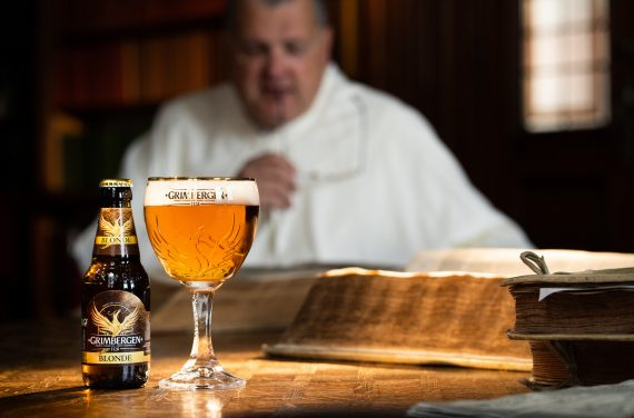 grimbergen mikrobryggeri kloster nytt öl