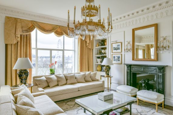 the royal suite savoy London