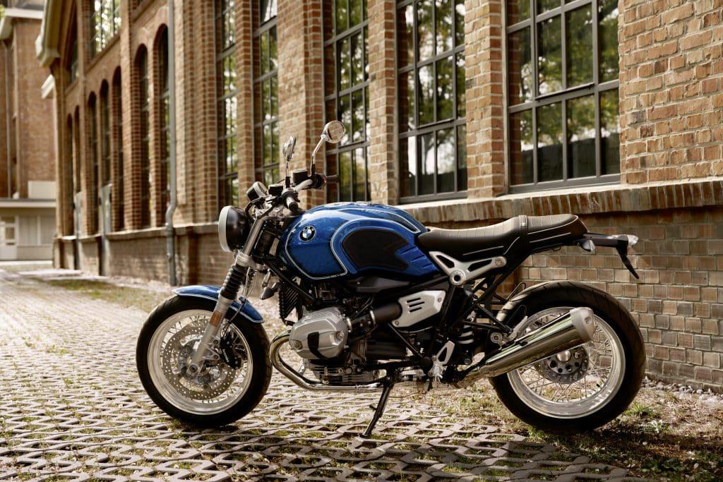 ny motorcykel 5 serien